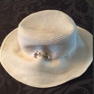 Anchor Floppy paper hat sun